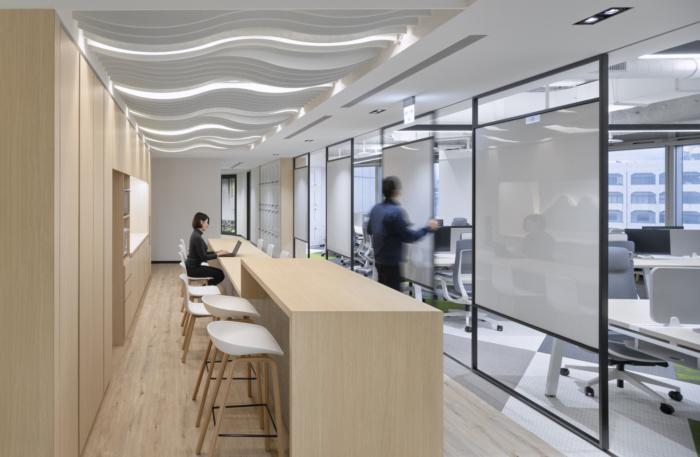 AstraZeneca Offices – Taipei