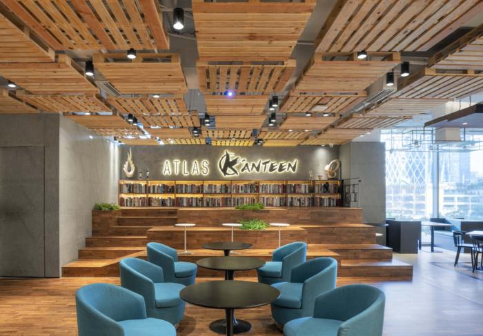 ATLAS Coworking Offices – Shenzhen