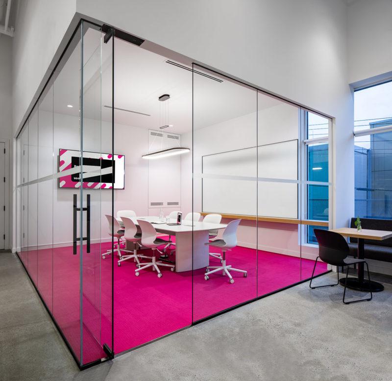 A Peek Inside Blink's Sleek New Vancouver Office