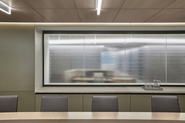 Confidential Financial Company Offices – New York City
