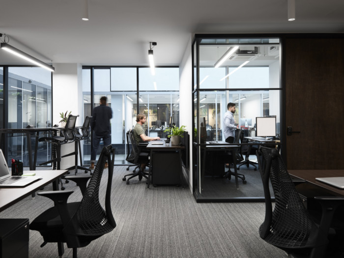 Hub Customs House Coworking Offices – Sydney