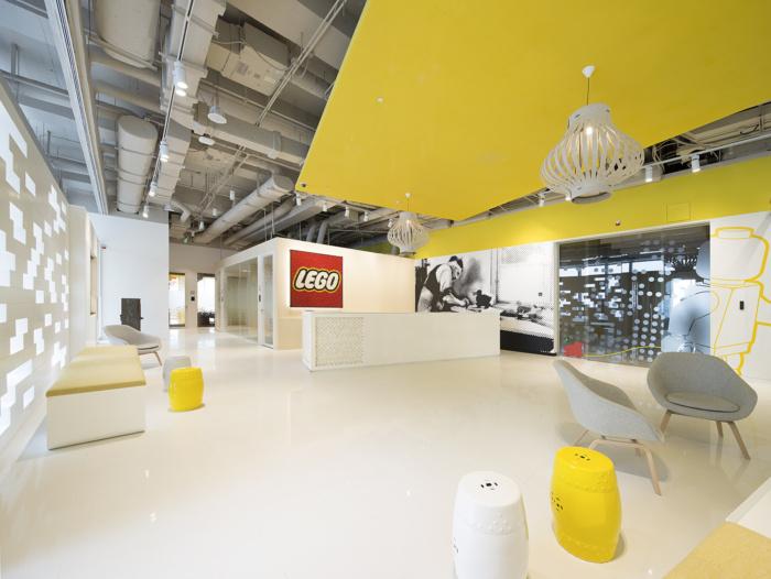 LEGO Offices – Shanghai