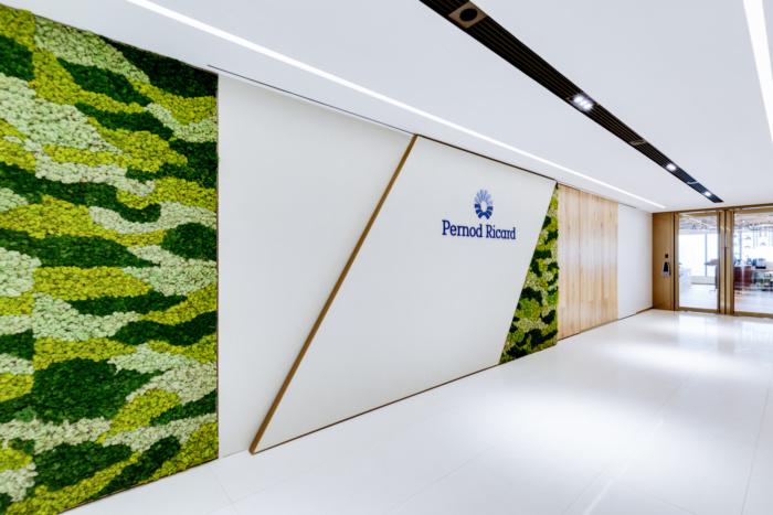 Pernod Ricard Offices – Hong Kong