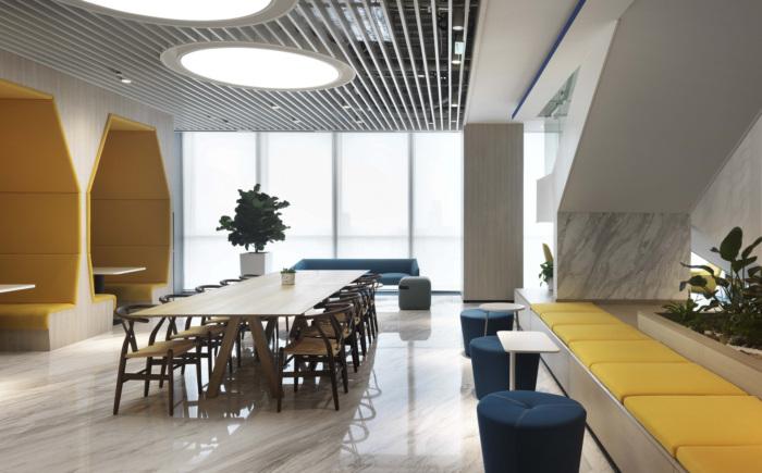 Pfizer Upjohn Offices – Shanghai