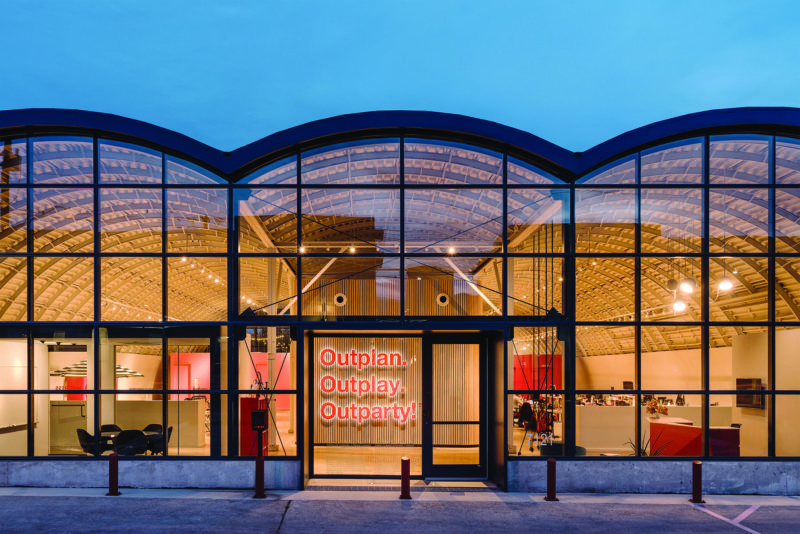 A Look Inside Red Velvet Events' New Austin Office