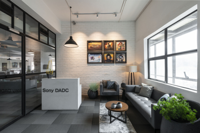 Sony DADC Offices – Mumbai