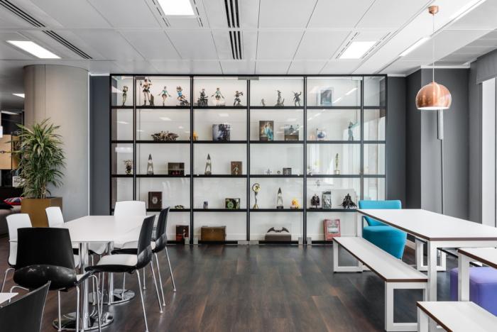 Square Enix Offices – London