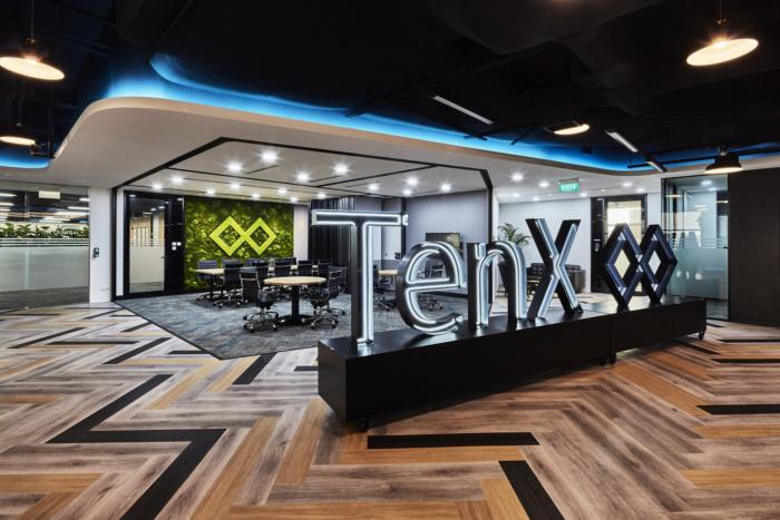 TenX Offices – Singapore