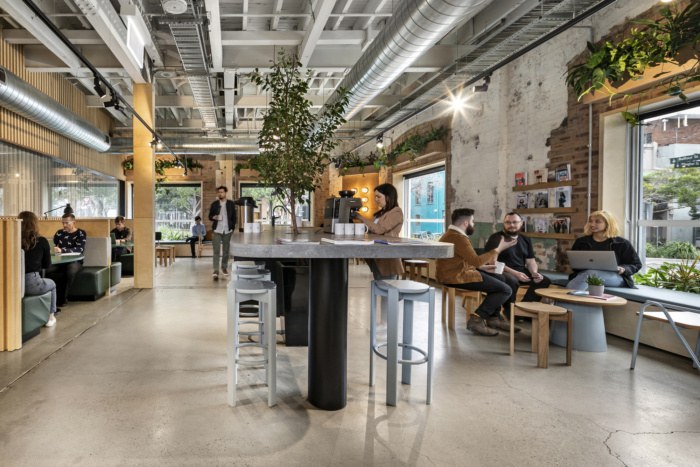 The Commons Coworking Offices – Chippendale