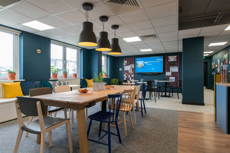 A Look Inside Twinings' New Andover Office