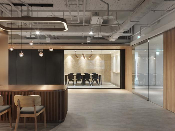 Warner Music Offices – Taipei