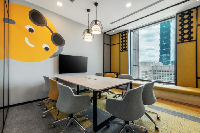 Agoda Services Offices – Taipei
