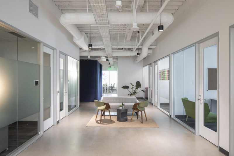 A Tour Of All3Media's New Los Angeles Office