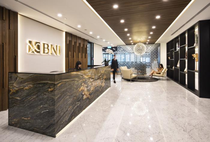 Bank Negara Indonesia (BNI) Offices – Singapore
