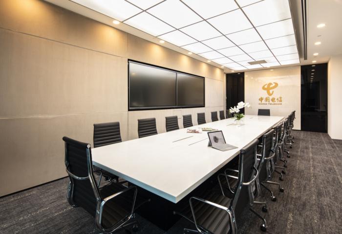 China Telecom Offices – Singapore
