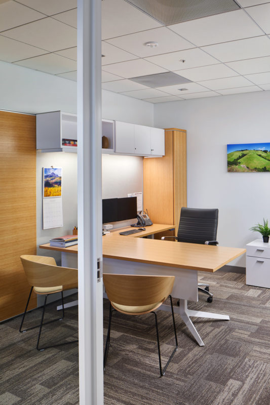 A Look Inside College Futures Foundation's New Oakland Office