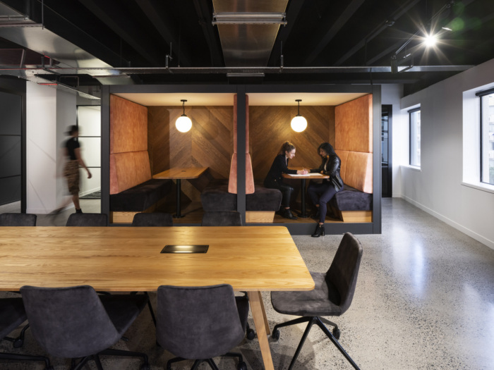 DB Interiors Offices – Auckland