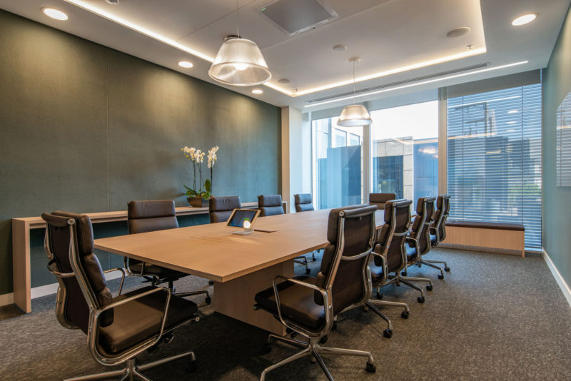 A Look Inside InfraRed's New London Office