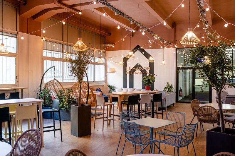 A Tour Of La Maison's Paris Coworking Space