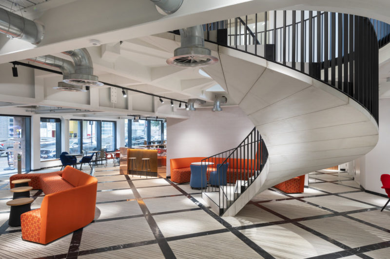 A Tour Of Private Coworking Space In London