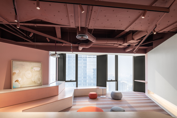 New Silk Road Offices – Xi'an