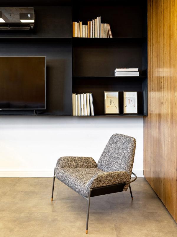 A Peek Inside Piraci Oliveira's Sao Paulo Office