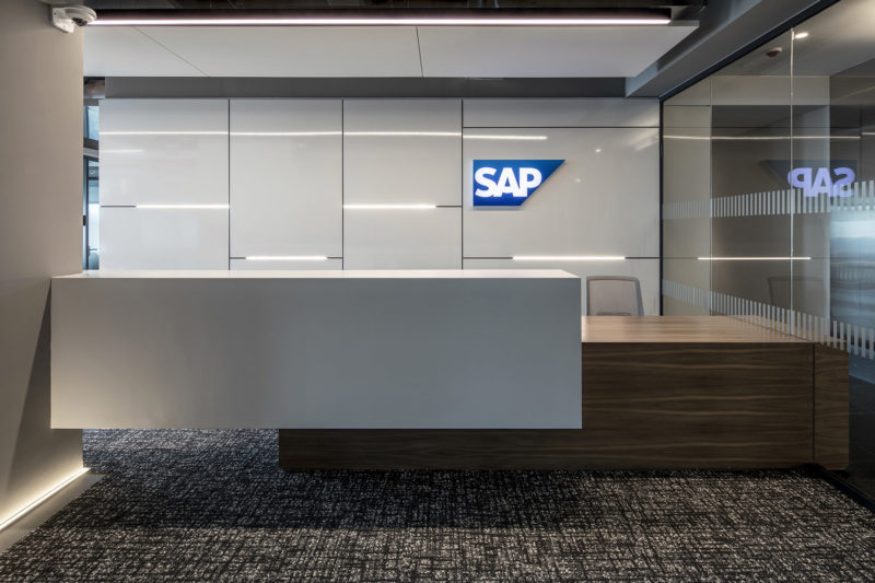 A Tour Of SAP's Modern New Istanbul Office