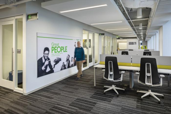 Schneider Electric Offices – Boston