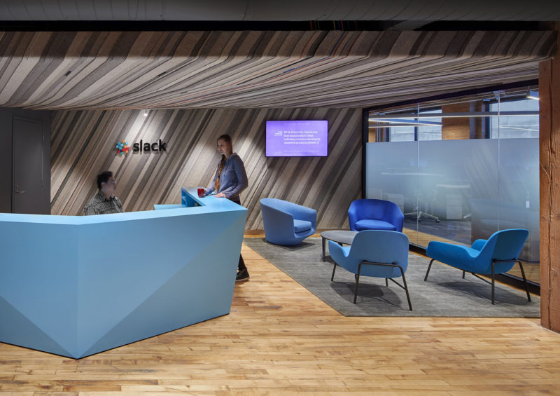 A Look Inside Slack's Modern Toronto Office