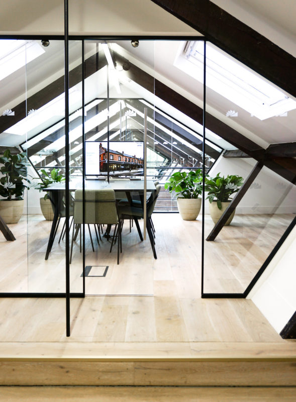 A Peek Inside Spacemade's New London Office