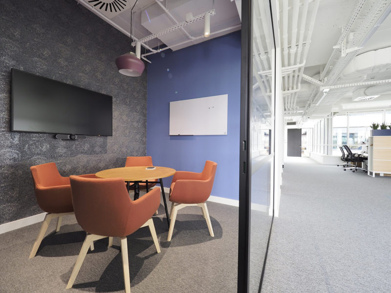 A Peek Inside TomTom's New Belgrade Office