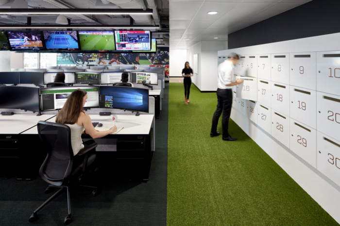 Unibet Offices – Sydney
