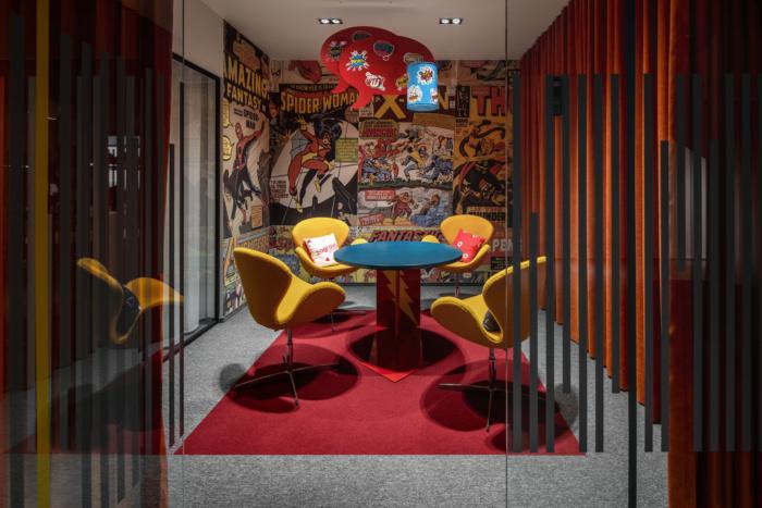 Zagrava Playrix Offices – Rivne