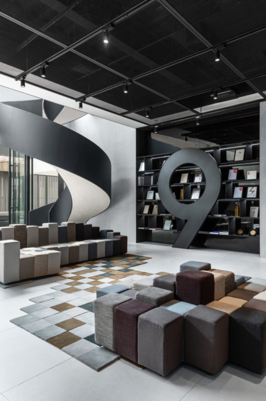 9Studio Design Group Offices – Guangzhou