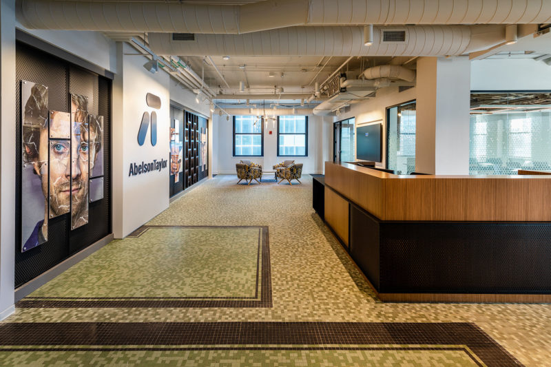 A Look Inside AbelsonTaylor's New Chicago Office