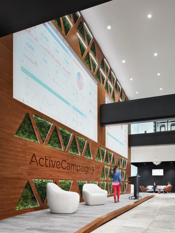 ActiveCampaign Office Expansion – Chicago