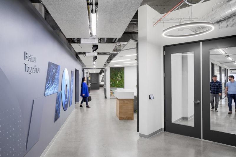 A Peek Inside AppDynamics' New San Francisco Office