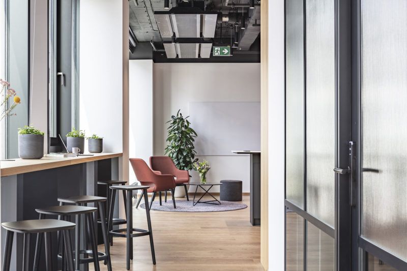 A Tour Of Base's Prague Coworking Space