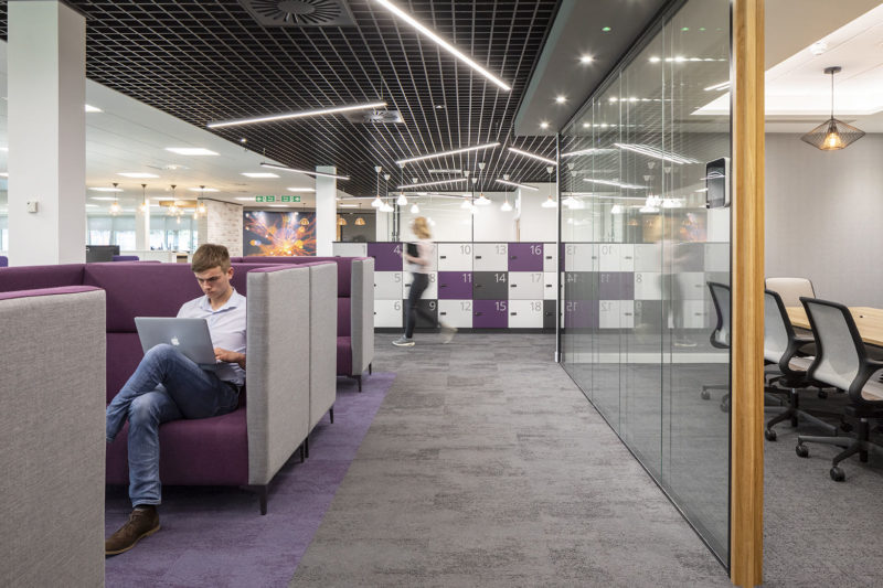 Inside The New Offices Of Bühler In London