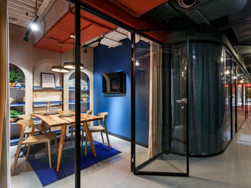Inside Clockwork Time's Cool New Saint Petersburg Coworking Space