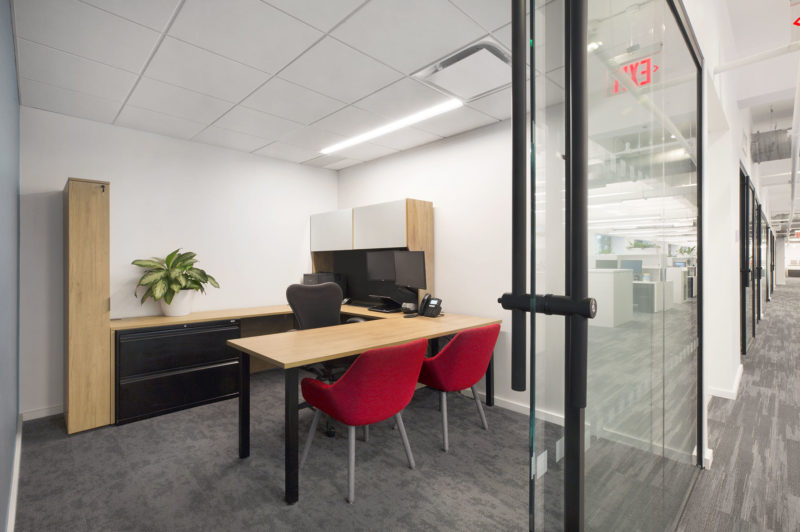 A Tour Of CNY Group's Elegant New NYC Office