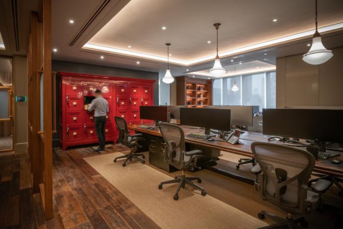 Confidential Asset Management Firm Offices – Hong Kong