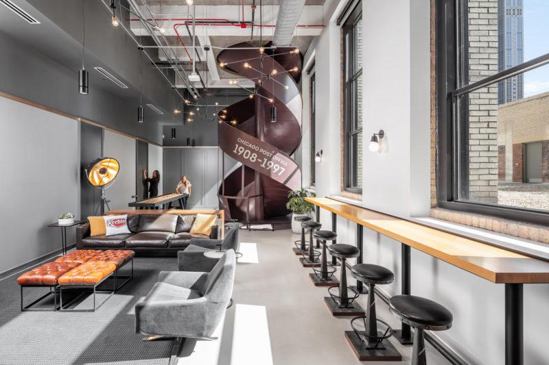 A Look Inside Ferrara Candy's New Chicago Headquarters