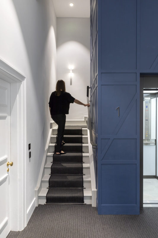 A Tour Of Frederick's Place Office Buildings In London