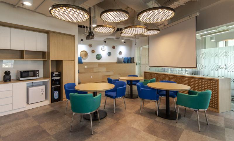 A Tour Of Fubon Bank's New Jakarta Office