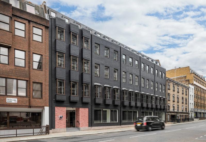 Inside Office Studio Spaces In London On Behalf Of Grays Inn Ltd