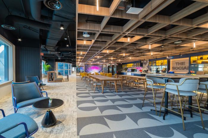 Hilton Offices – Singapore