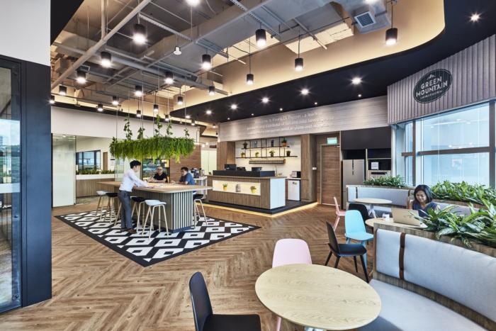 Keurig Offices – Singapore