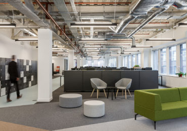 best office reinstatement contractor Singapore office system furniture Singapore