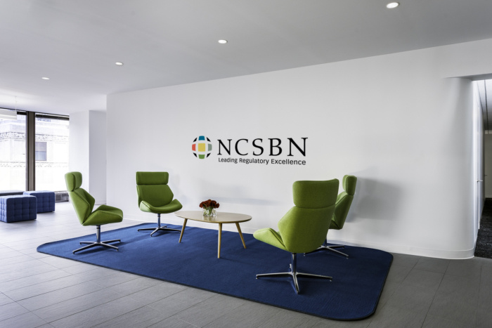 NCSBN: National Council Of State Boards Of Nursing Offices – Chicago